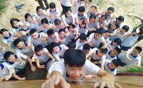 青少年参加素质拓展训练真的有用吗?